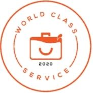 World Class Service 2020 Award